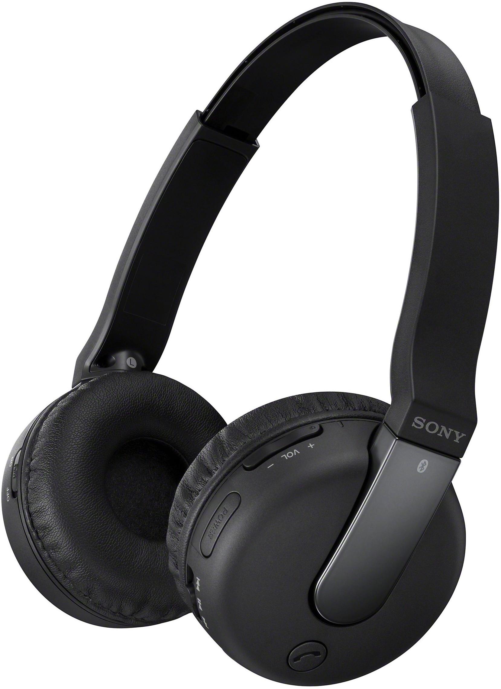 Sony DR-BTN200 BCE Wireless Headset With Mic(Black)