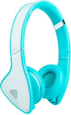 Monster MH DNA ON WHT CA WW Wired Headset