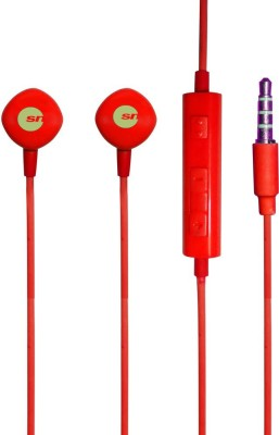Sureness Hs130 Earphone Wired Headset