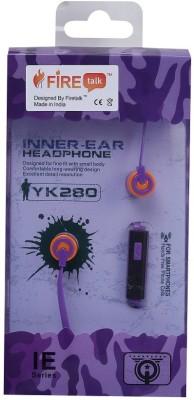 FIRETALK YK-280 Wired Headset