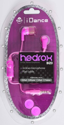 iDance Hedrox IN20 Wired Headset