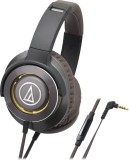 Audio Technica ATH-WS770iS GM Wired Head...