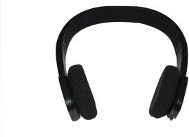 Shrih 2ch Stereo Headset Wireless Headset