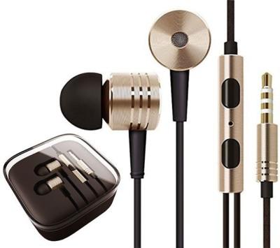 ZOON PLASTIC BOX-GOLDEN SOUND BLAST SERIES Wired Headset