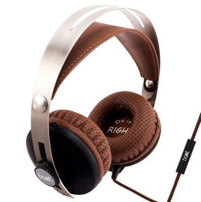 boAt Basshead 800 Wired Headset With Mic(Brown)