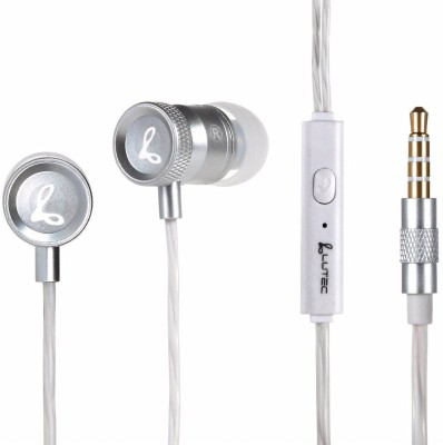 Lutec EP300W In-Ear Stereo Earphones With MIC Wired Headset