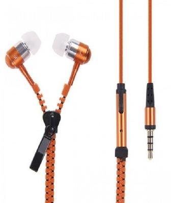 Casreen 1103157 Premium ZIpper Style Wired Headset