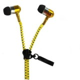 Shrih Zipper Style Stereo Earphones Wire...