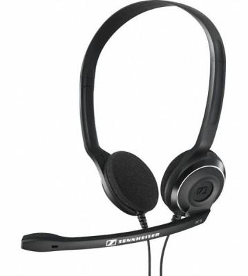 Sennheiser PC 8 USB Wired Headset With Mic(Black)