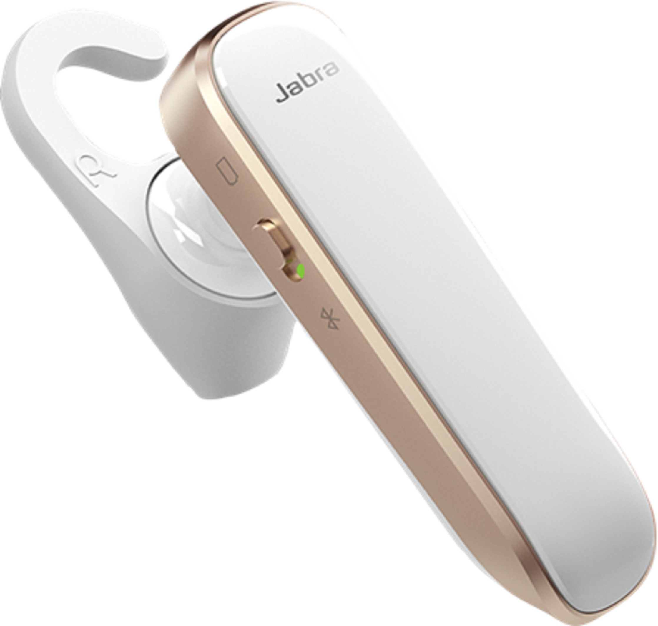 Jabra Boost Golden Wireless Bluetooth Headset With Mic(Gold)