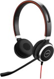 Jabra EVOLVE 40 UC DUO Wired Headset Wit...