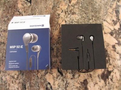 Beyerdynamic MXP 50ie In-the-ear Headset