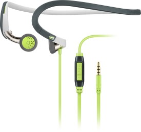 Sennheiser PMX 686I Sports Wired Headset With Mic(Green)