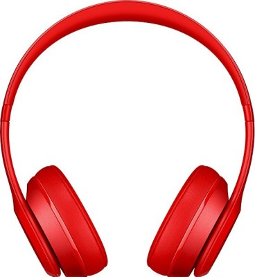 Spenta High Quality Bluetooth Headphone, Mic, With 3 Month Warranty. Wireless Bluetooth Headset With Mic(Red)