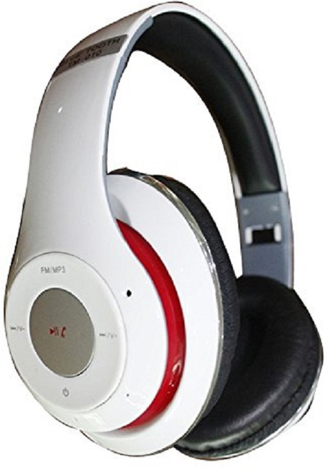 Aomax TM010 Twice Wired & Wireless Bluetooth Headset With Mic(White)