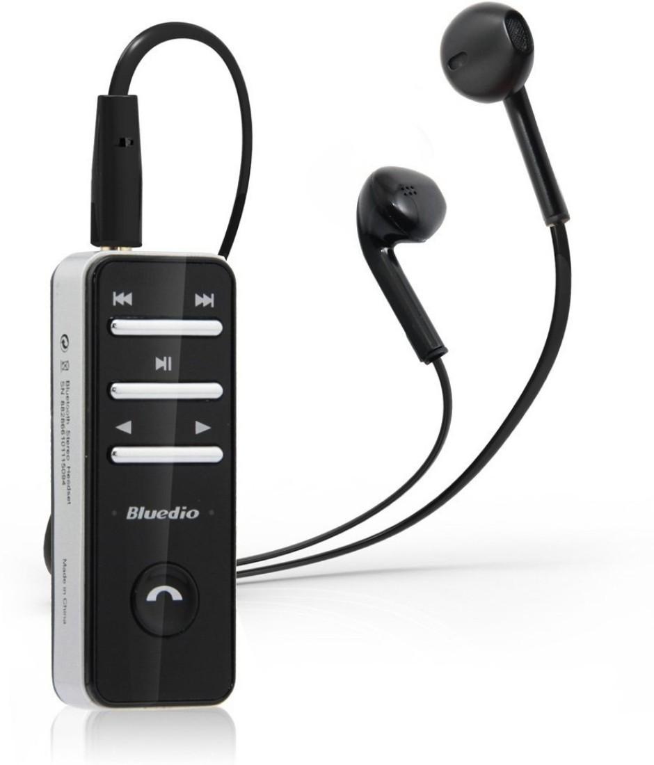 onlinefayda Trendz Special Original Wireless Bluetooth Headset With Mic(Black)