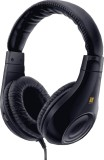 iBall Cozy 30 Wired Headset With Mic (Bl...