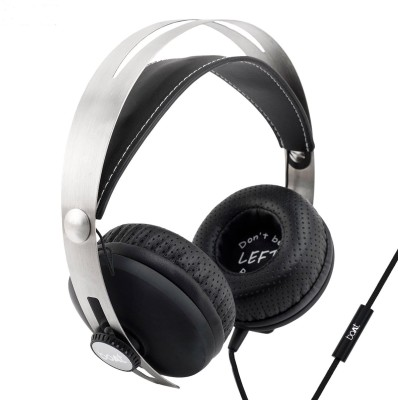 boAt Basshead 800 Wired Headset With Mic(Black)
