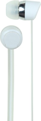 ZOON BJ GOLD-1008-WHITE SOUND BLAST SERIES Wired Headset