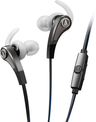 Audio Technica ATH-CKX9iS SV In-the-ear Headset