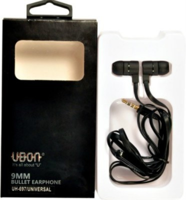 UBON BIG DADDY BASS U BON UH-697 UNIVERSAL HANSFREE Wired Headset