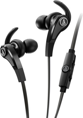 Audio Technica ATH-CKX9iS BK Wired Headset