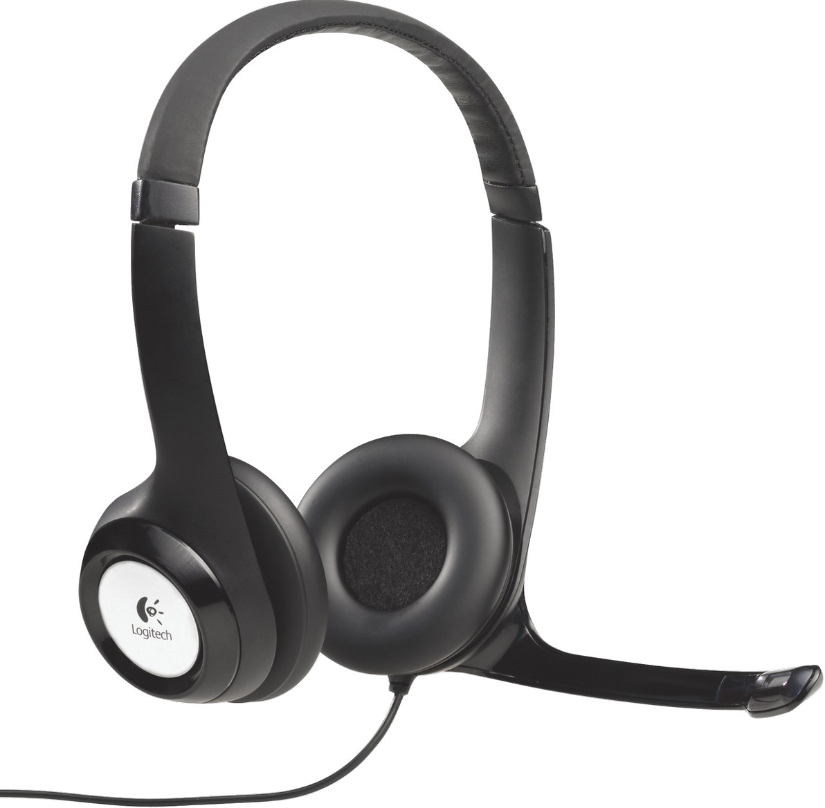 Logitech H390 Wired Headset With Mic
