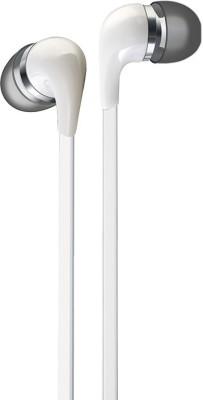 Interstep ISHFCERMIPHWT Wired Headset