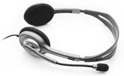 Logitech H111 With Mic 3.5MM Jack Wired Headset