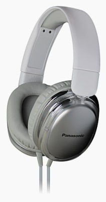 Panasonic RP-HX350ME Wired Headset With Mic(White)