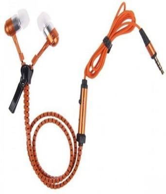 Casreen 1103273 Premium ZIpper Style Wired Headset
