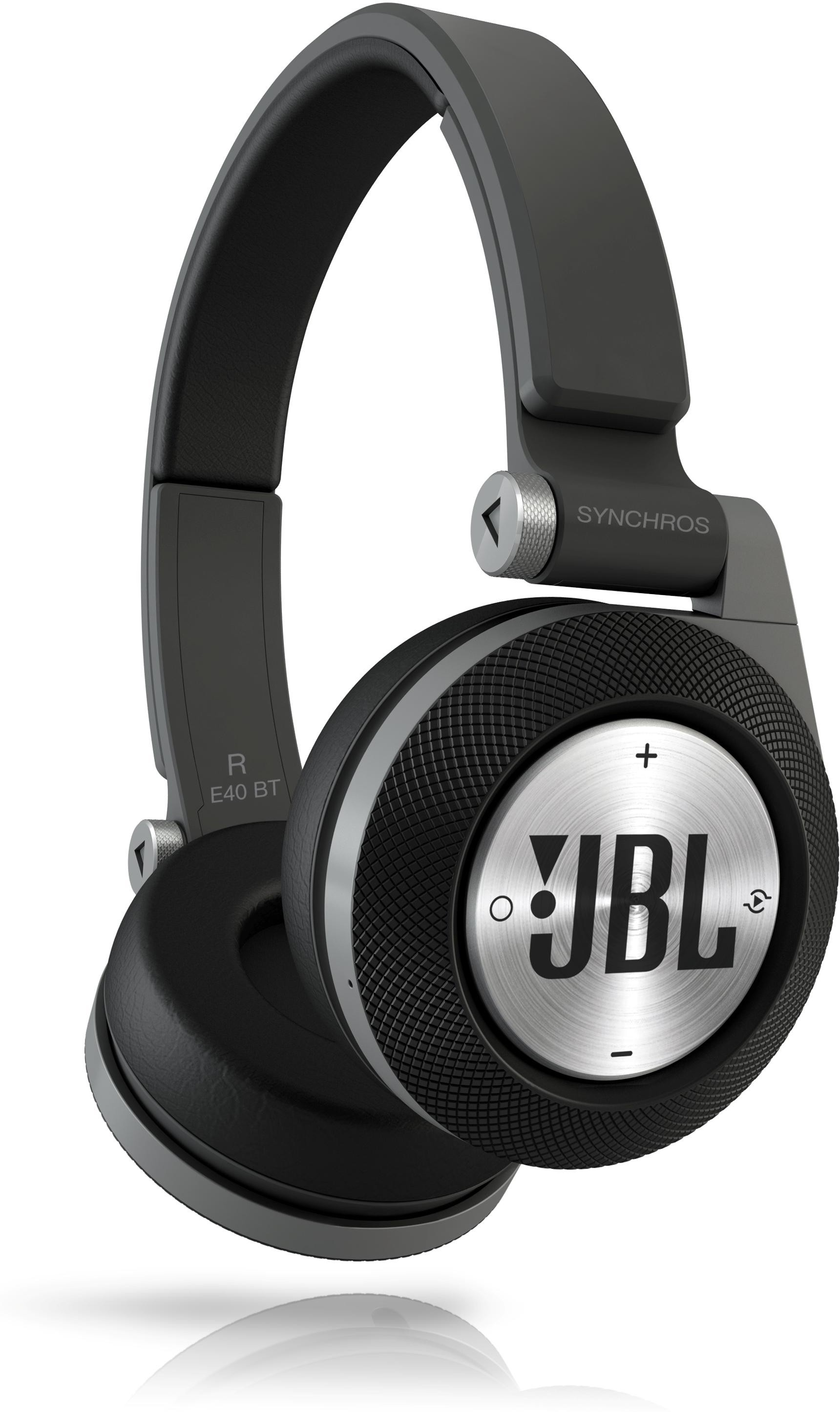JBL Synchros E40BT Wired & Wireless Bluetooth Headset With Mic(Black)