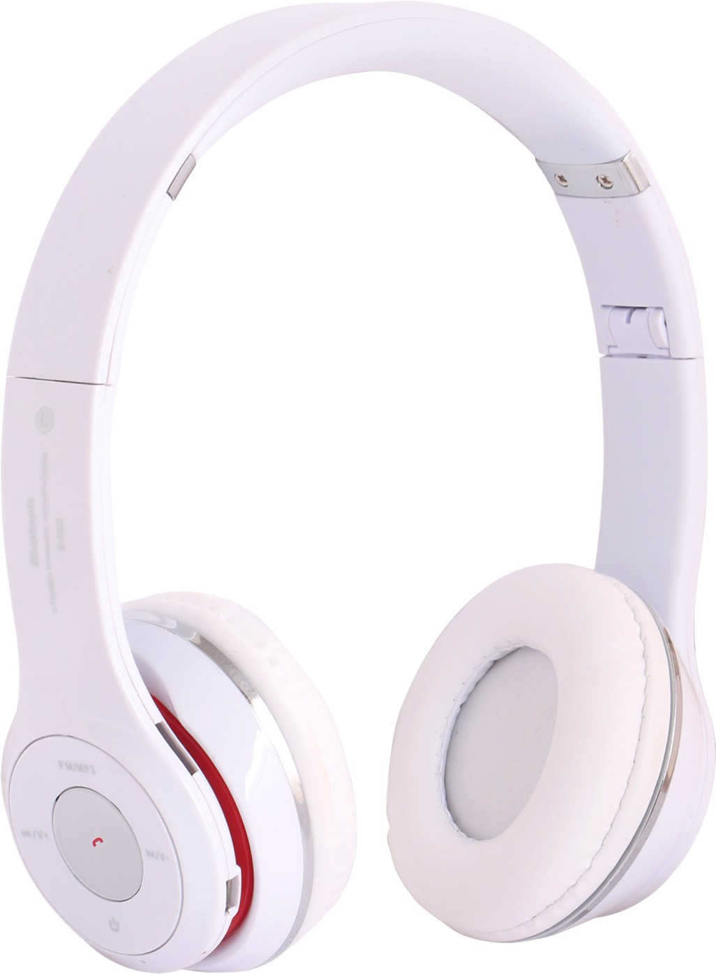 REJUVENATE S460 WIRED & WIRELESS WITH TF CARD SUPPORT Wired & Wireless Bluetooth Gaming Headset With Mic(White)