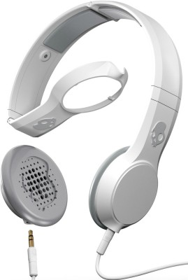 Skullcandy S5CSDY-221 Wired Headset White