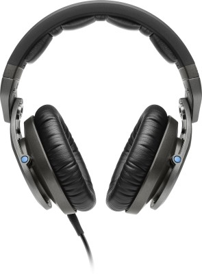 Sennheiser HD 8 DJ Wired Headset With Mic(Black)