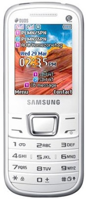 SAMSUNG E2252(Pure White)