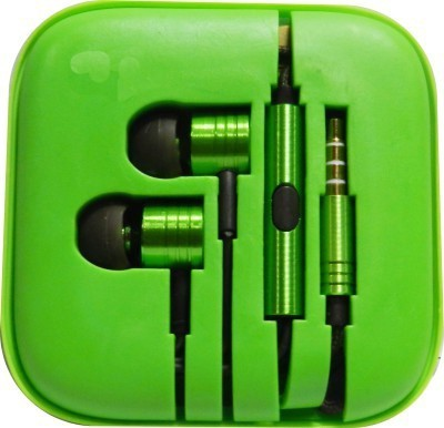 BeatessBeatz Metal Earphones for Xiaomi Models (HDFE) Wired Headset