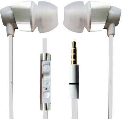CONVENIENCE KFM-01 Universal Earphones for Redmi Note Wired Headset