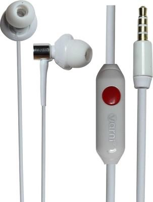 ZOON VARNI LINE-WHITE SOUND BLAST SERIES Wired Headset
