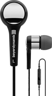 Beyerdynamic MMX 102ie Wired Headset With Mic(Black)