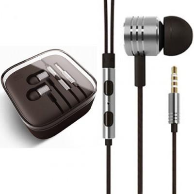 thundershoppe Mi piston silver Wired Headset