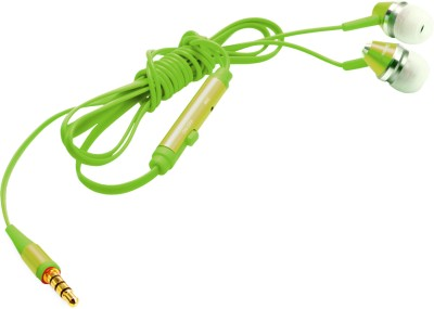 iDance EB-X106 Wired Headset With Mic(Green)