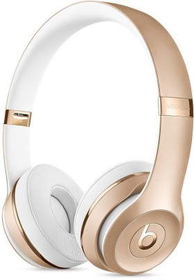 Beats MNER2ZM/A Wireless Bluetooth Headset With Mic(Gold)