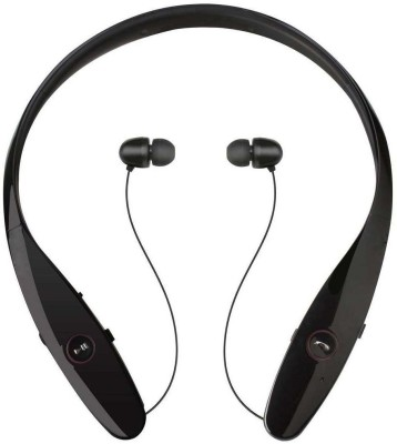 MDI Tone+ Bluetooth Hands-free earphone sport Wired & Wireless Bluetooth Headset With Mic(Black)