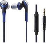 Audio Technica ATH-CKS550iS BL Wired Hea...