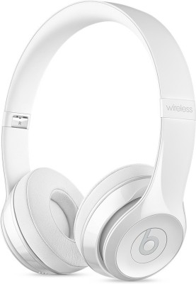 Beats MNEP2ZM/A Wireless Bluetooth Headset With Mic(Gloss White)