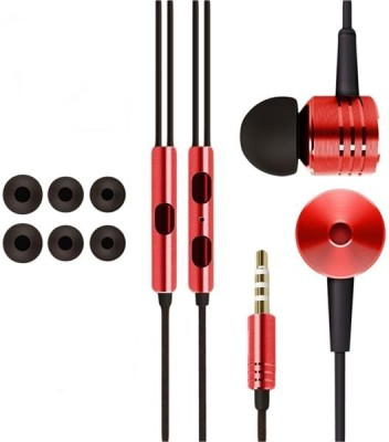 KEWIN MIPL UNIVERSAL HANSFREE Wired Headset
