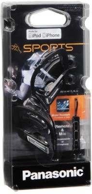 Panasonic RP-HSC200E-K Wired Headset