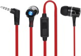 Zoook noise isolating earphone with buil...