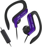 JVC HA-EBR80-A Wired Headset With Mic (B...
